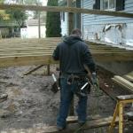 Building Deck